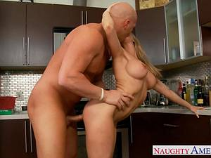 Bodacious Brandy Love sucks dick and gets licked