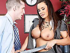 Lisa Ann - My busty mature sex therapist