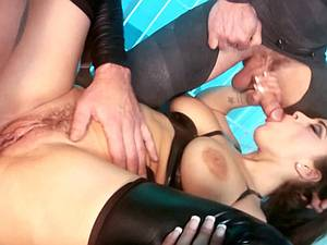 Twisted anal with Liza