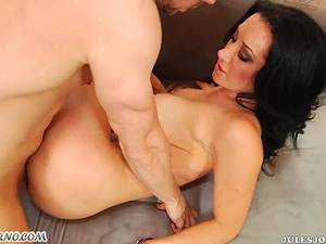 Amazing anal sex with sultry busty pornstar Jayden Jaymes