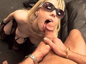 Blonde babes screwing at the office