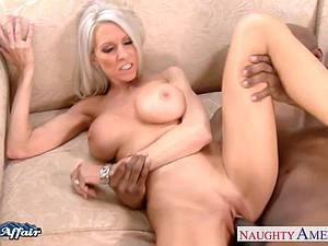 Blonde hottie Emma Starr horny for the cock next door