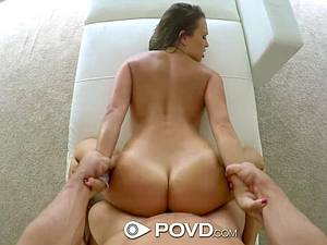 Super hot Lily Love is fucked in POV