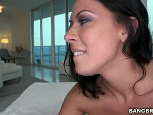 Hot porn with slutty skillful stars Christy Mack and Rachel Starr