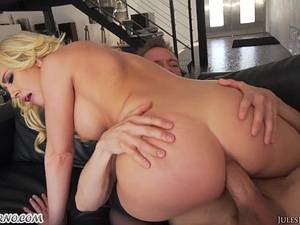 German star Kagney Linn Karter - hardcore threesome